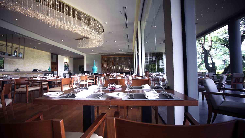 The yangon restaurant falcon incorporation
